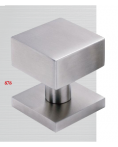 Mod. 878 Pomo Acero Inóx. 65mm
