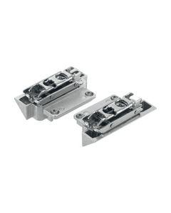 Compas abatible AVENTOS HK-S, Fijación frontal para marcos de aluminio estrechos (Juego), para atornillar