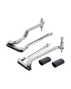 Compás abatible vertical AVENTOS HL, Paquete del brazo (Juego), ACM=350-399 mm, izquierda/derecha, para SERVO-DRIVE