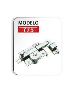 Cerradura Mod. 775 DER Cromo