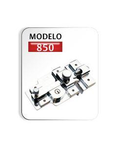 Cerradura Mod. 850 DER. Cromo