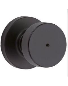 Pomo Pismo Baño Iron Black 97300-935